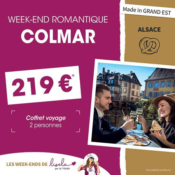 WEEK-END ROMANTIQUE COLMAR