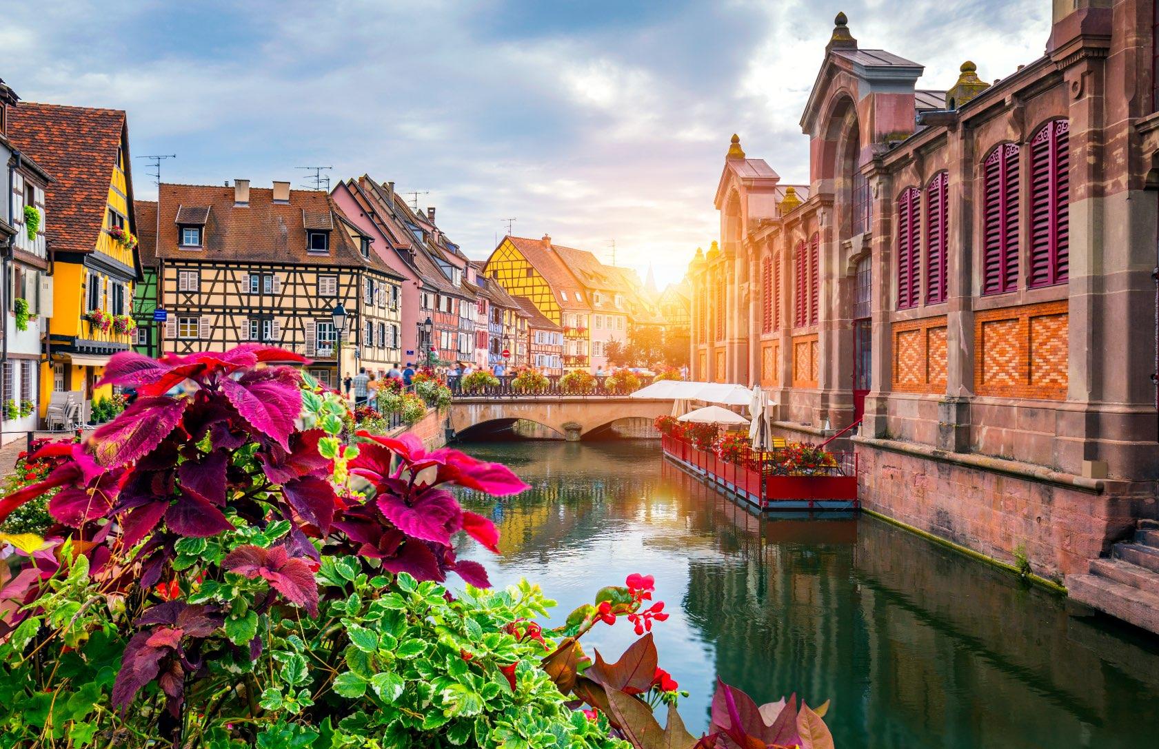 Grand Est, Agence de Voyages, agence réceptive Grand Est, Alsace, Lorraine, Champagne Ardenne, Vosges