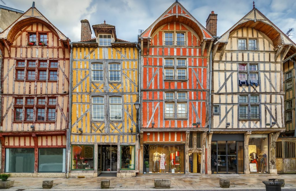 Week-end shopping & découverte à Troyes