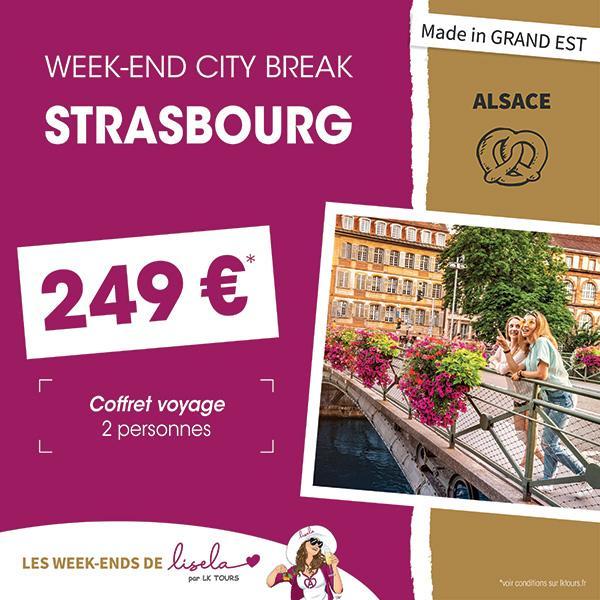 WEEK-END CITY BREAK STRASBOURG