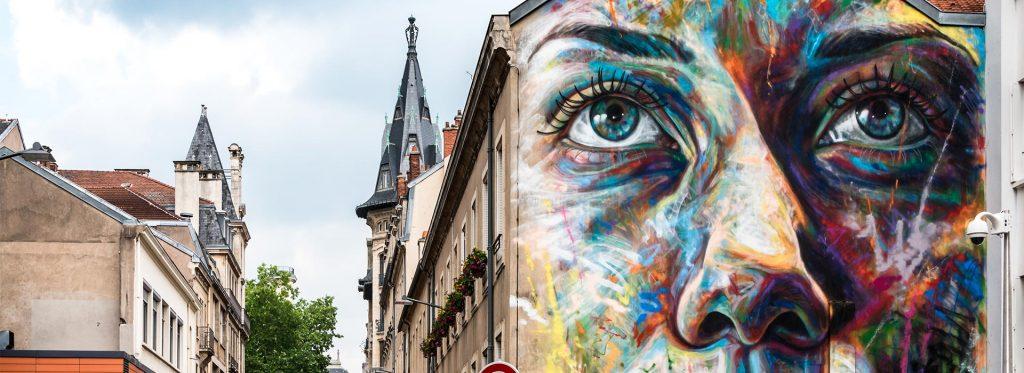 Lorraine, Nancy, Street Art, Voyage, Agence de Voyages, Agence Réceptive, Lisela, Grand Est, Vittel, Spa