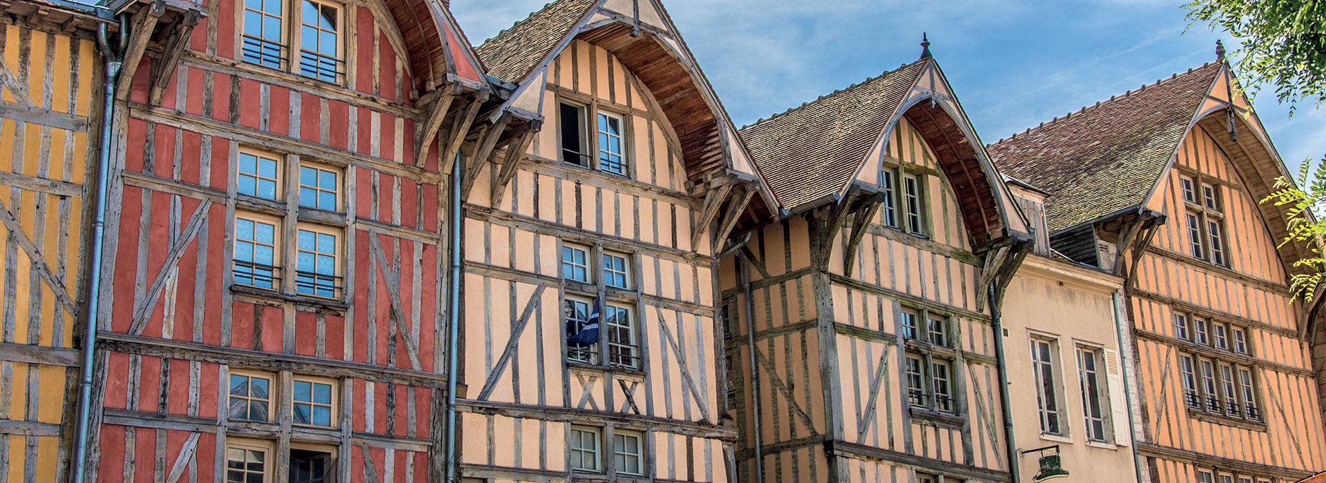 La Champagne autrement... découvrez Troyes et Châlons-en-Champagne