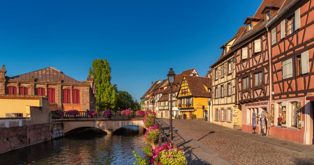 L'Alsace des 4 Saisons…